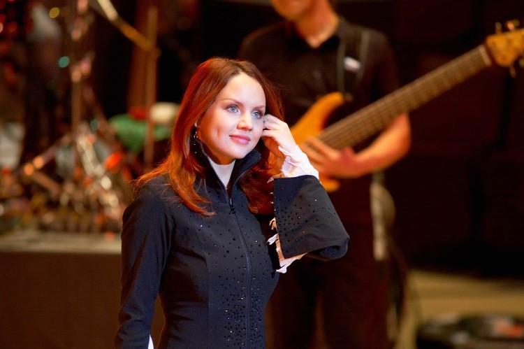 МакSим на церемонии вручения Премии «Муз-ТВ 2008»
