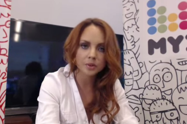 Видеочат со звездой на МУЗ-ТВ МакSим