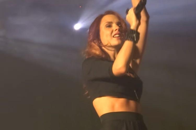 МакSим - Видео с концерта в Екатеринбурге