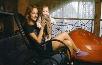 МакSим с дочерью 09