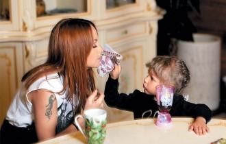 МакSим с дочерью 12