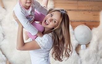 МакSим с дочерью 15