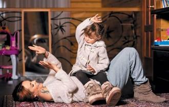 МакSим с дочерью 16