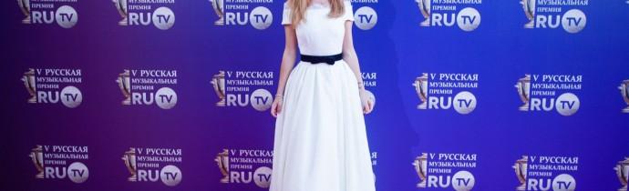 МакSим на премии Ru.Tv 001