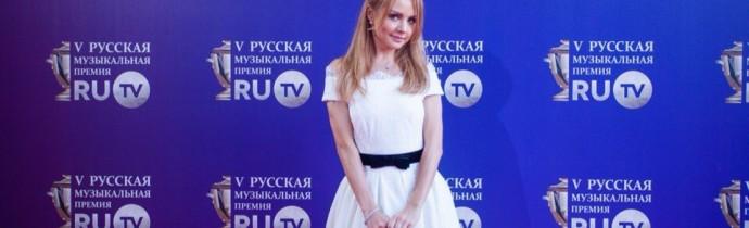 МакSим на премии Ru.Tv 003