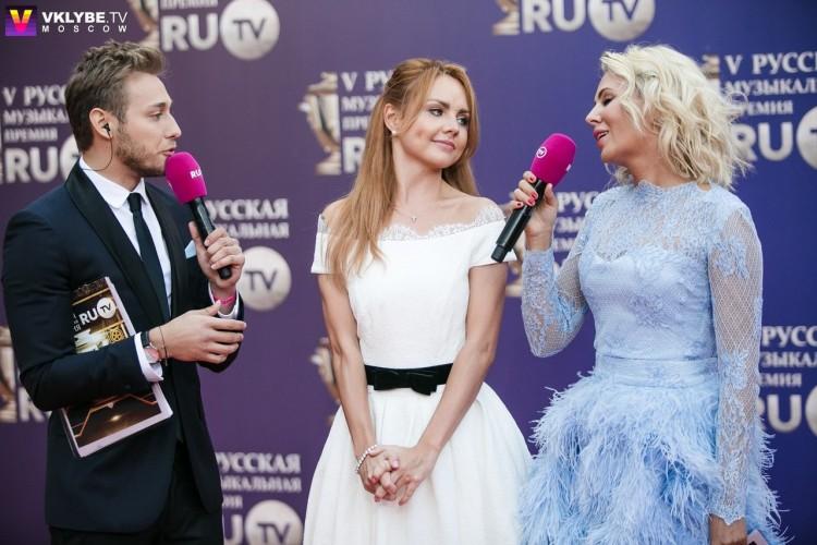 МакSим на премии Ru.Tv 013