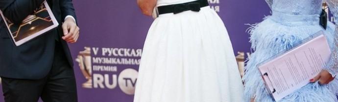 МакSим на премии Ru.Tv 015
